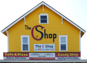 The C Shop, Birch Bay, WA
